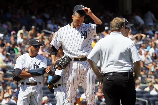 New York Yankees: Andy Pettitte Passes First Test with Ankle, Anxious to Return