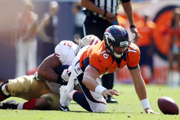 Things to Watch for in Denver Broncos' Season Finale