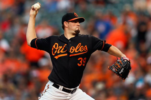 Baltimore Orioles: How Jason Hammel's Return Will Impact the AL Playoff Picture