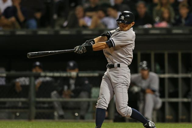 Ichiro Should Bat Leadoff to Boost the Struggling New York Yankees