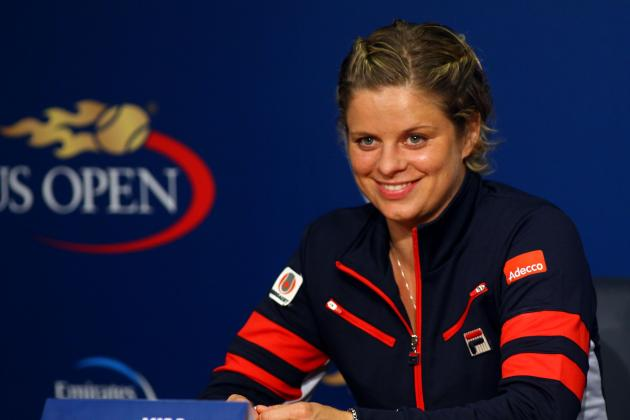 Kim Clijsters Enters Retirement After Loss to Brit Robson