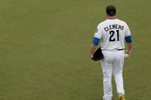 Roger Clemens: It Seems Like More Than a Publicity Stunt Now