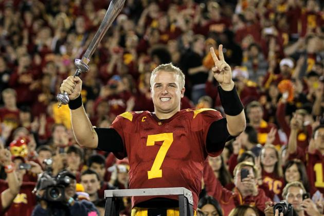 College Football 2012: Top 9 College Football Quarterbacks