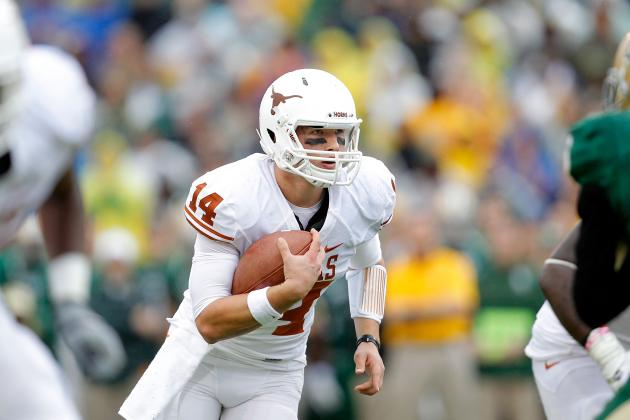 Wyoming vs. Texas: TV Schedule, Live Stream, Radio, Game Time and More