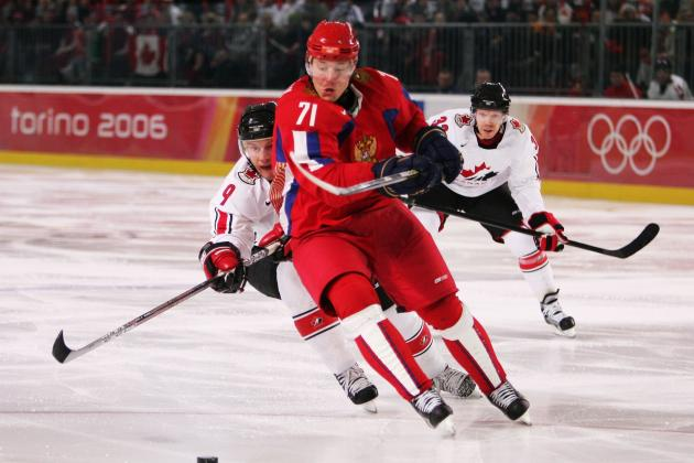 Ilya Kovalchuk Ready to Go to Russia If Agreement on CBA Not Reached?