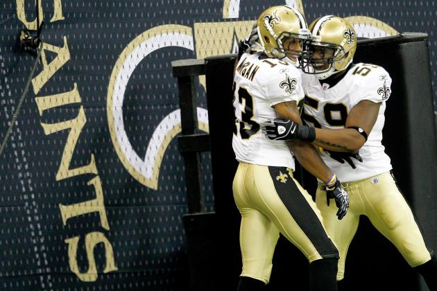 NFC South Morning Jog: Saints Final WR Spot Still Up for Grabs