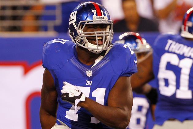 Have the New York Giants Found Another Gem Pass-Rusher in Adewale Ojomo?