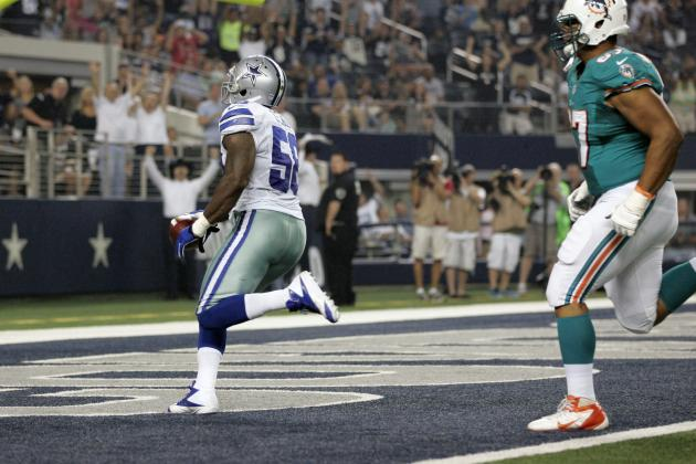 Dallas Cowboys Beat Miami Dolphins, but Orie Lemon Wins