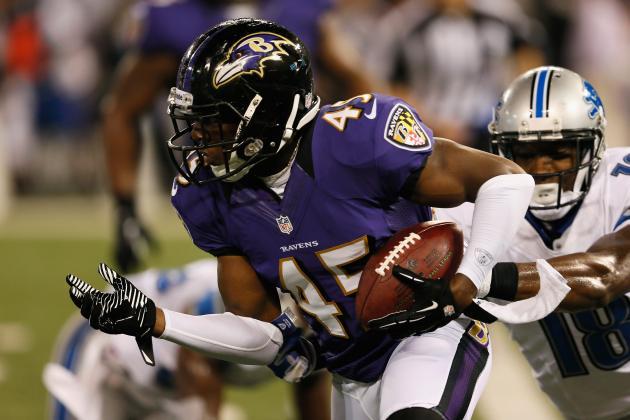 Ravens vs Rams: Baltimore Players on the Bubble to Keep an Eye on