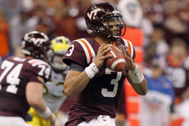 2012 Heisman Trophy: Logan Thomas Is Best Candidate to Be This Year's RGIII
