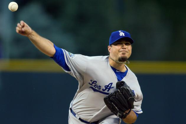 Josh Beckett: New Dodgers Pitcher Gains Nothing Discussing Red Sox Situation