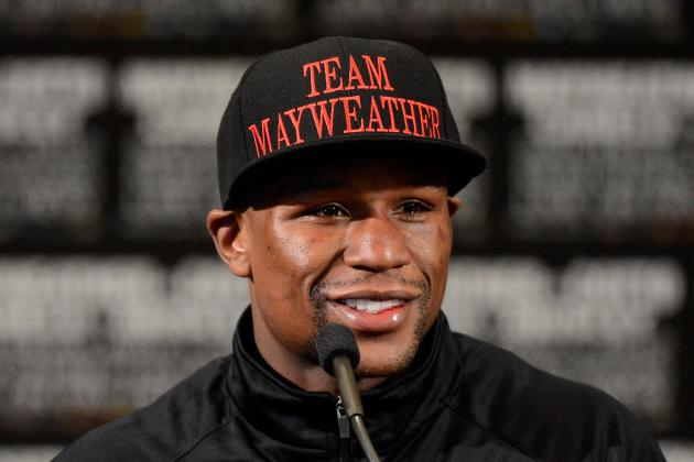 Floyd Mayweather has $3,000,000 riding on Michigan +14 spread around 9 books