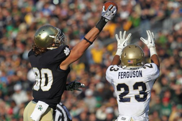 Notre Dame vs. Navy: Fighting Irish Stars to Watch in Saturday's Season Opener