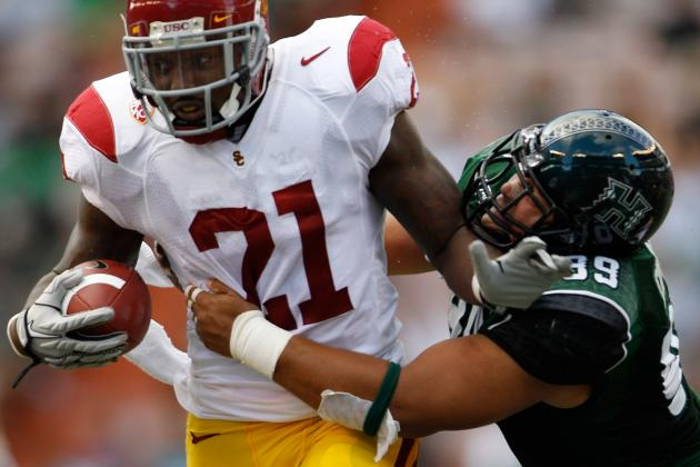 Hawaii vs. USC: Trojans Will Roll over Warriors in Week 1 Bout