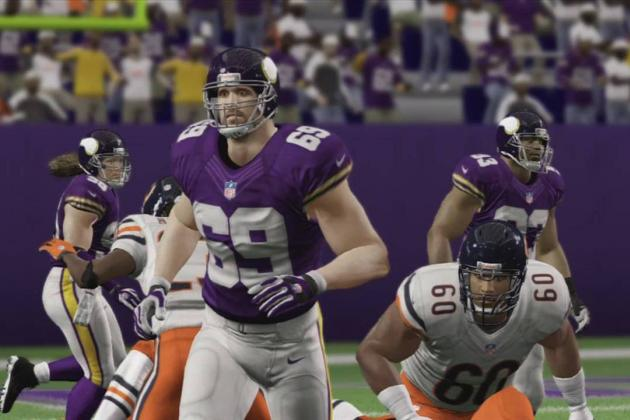 Madden 13 Review: What Experts Are Saying About This Year's Game