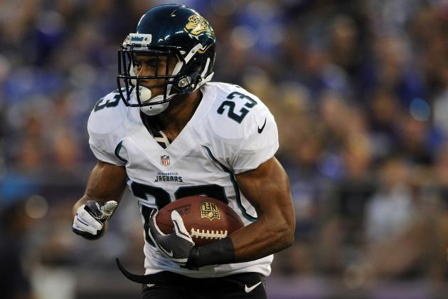 Rashad Jennings: Fantasy Football Outlook for Jaguars RB