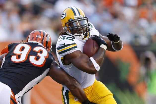 Fantasy Football: Cedric Benson Great Flex-Play Value