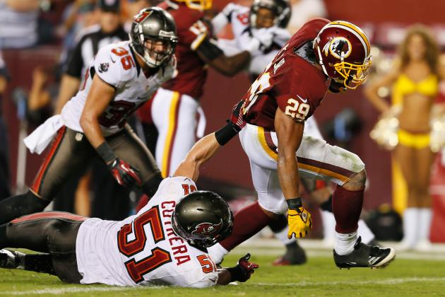 Roy Helu Further Complicates Washington Redskins' RB Competition