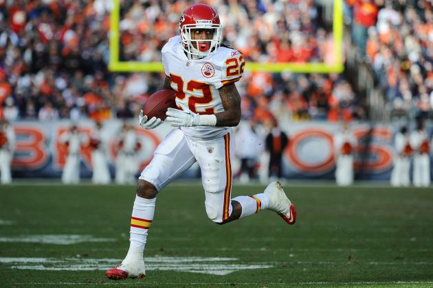 Dexter McCluster: WR Will Make or Break Chiefs' Playoff Chances in 2012