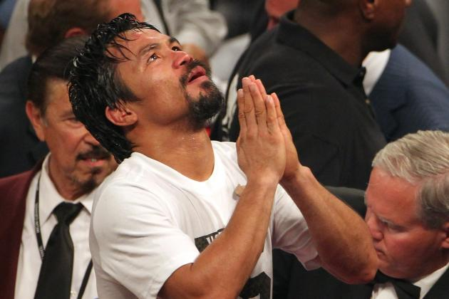 Arum: Pacquiao Back in December