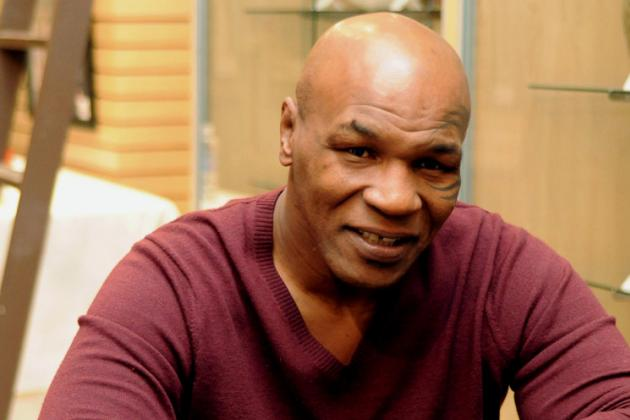 Tyson Won't 'Beg' for Immigration Visa