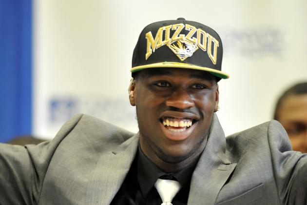 College Football: Dorial Green-Beckham and Missouri Begin New Era