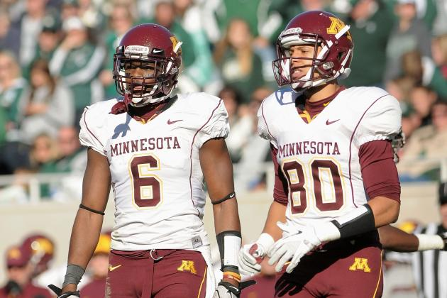 Five Keys to the Gophers' Football Game at UNLV