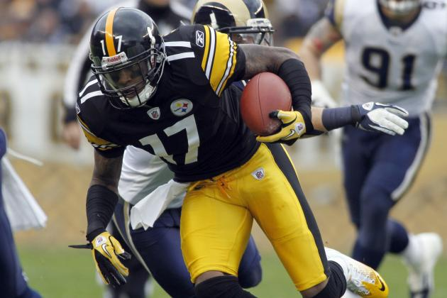 Panthers vs. Steelers: How Inactivity Affects Mike Wallace