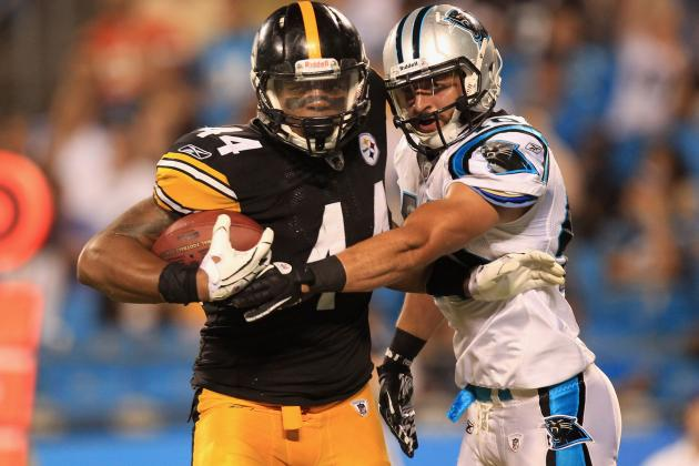 Previewing the Pittsburgh Steelers' Week 4 Preseason Game vs. Panthers