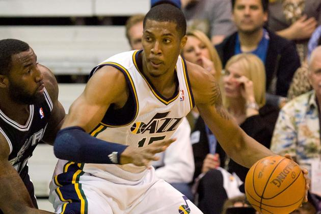 What's Next for Derrick Favors?
