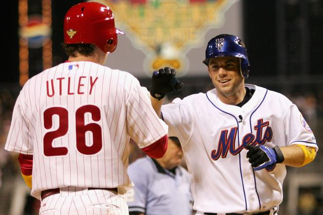 Would Chase Utley Moving to Third Ruin Phillies' Chances to Land David Wright?