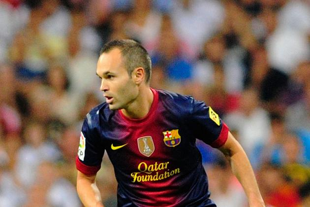 Andres Iniesta: Why He Deserves the UEFA Best Player Award