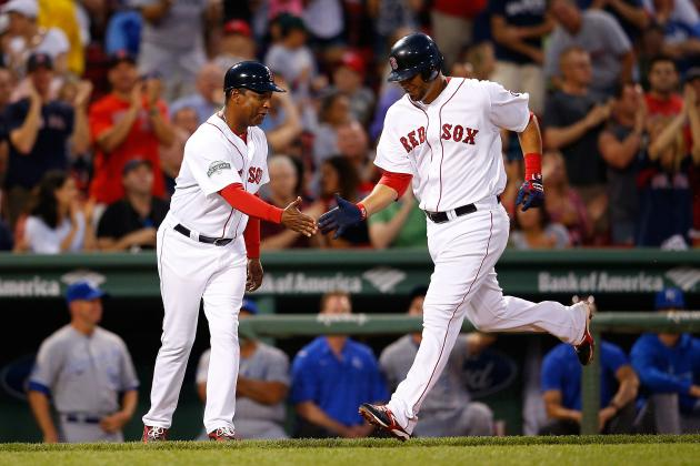 Boston Red Sox: Can Mauro Gomez Replace David Ortiz in Boston Lineup?