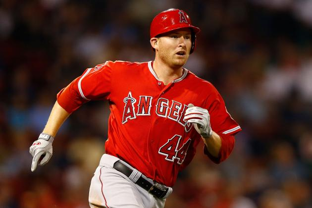 Angels: Trumbo Dismisses Slump Talk