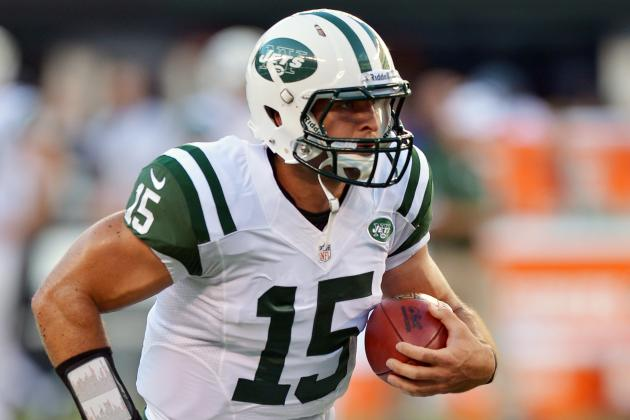 Tim Tebow: Jets Can't Afford to Move Tebow to RB