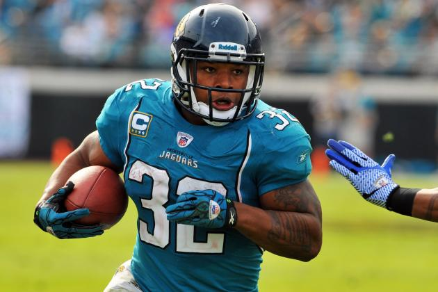 Maurice Jones-Drew Is Right to Hold Out on Jacksonville Jaguars