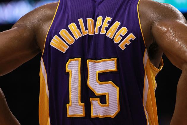 Why a Motivated Metta World Peace Is Huge for L.A. Lakers Title Hopes