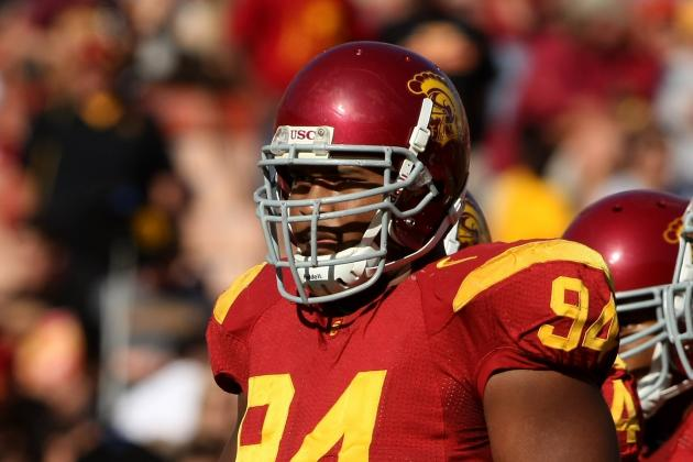 Former USC Lineman Armond Armstead Sues School over Painkiller Injections