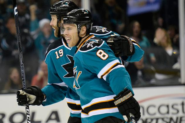 National TV Schedule Features Eight Sharks Games