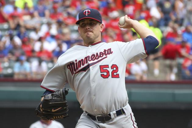 Brian Duensing: Minnesota Twins Pitcher Is Better off in Bullpen, Not Rotation