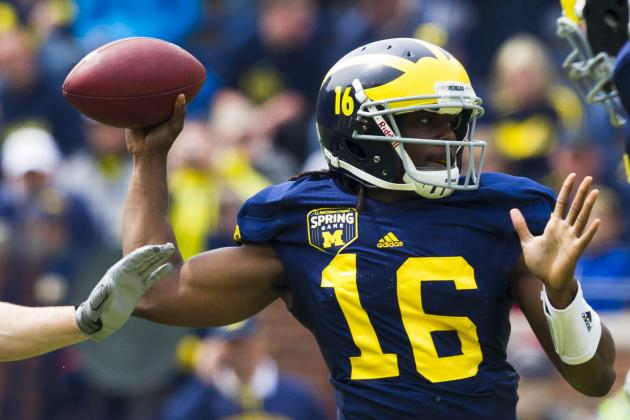 Michigan Football: Wolverines Must Prove Big Ten's Worth vs. Alabama