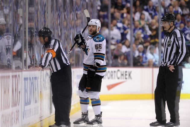 San Jose Sharks Special Teams: Penalty Kill Will Drive Team's Success