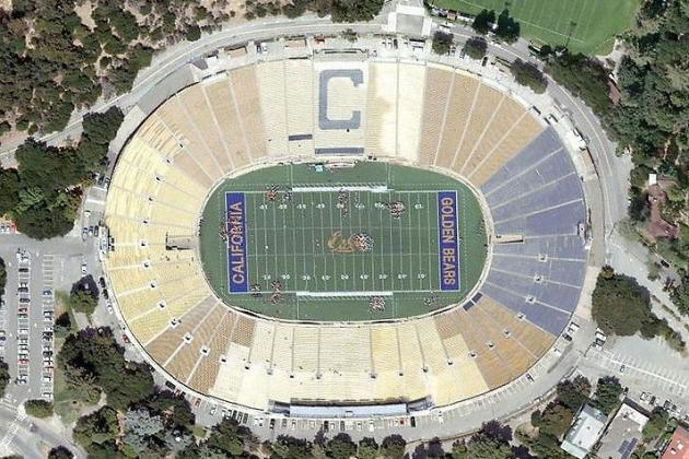 Cal Football: Trivia About the First Game at Memorial Stadium in 1923