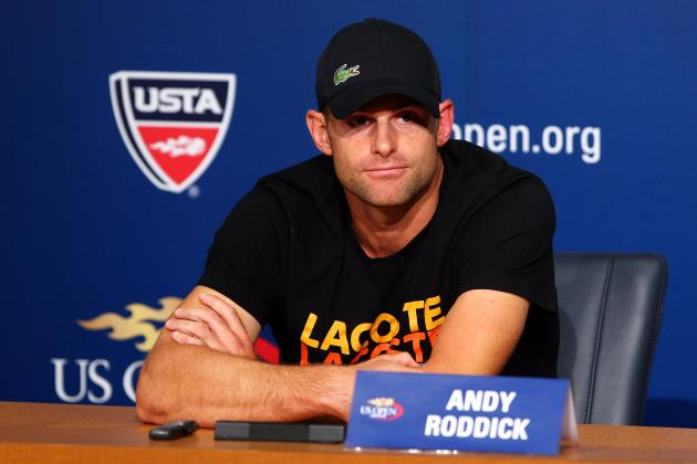 Twitter Reacts to Andy Roddick's Retirement from Tennis