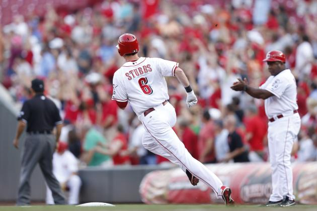 Drew Stubbs: Big Weekend Ahead for Cincinnati Reds Center Fielder