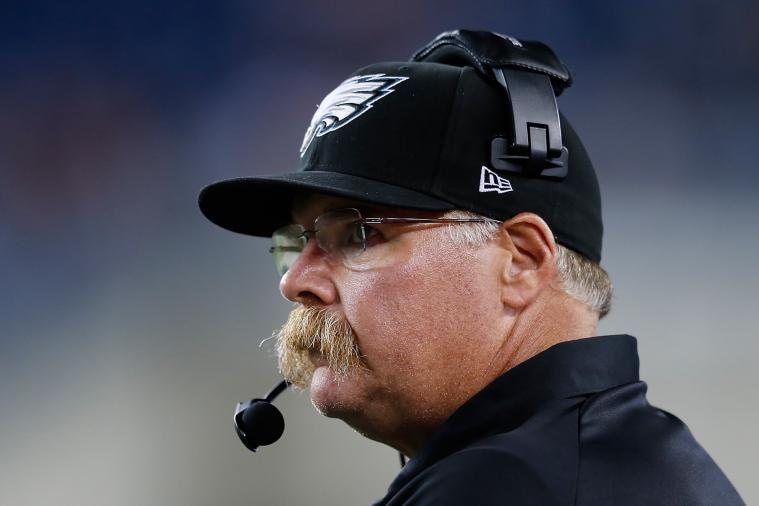 Jeffrey Lurie Says Andy Reid Needs to Go Better Than 8-8 to Keep His Job