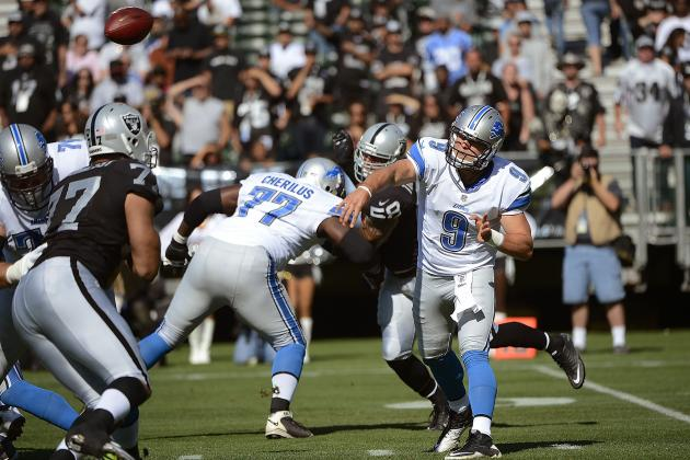 2012 Fantasy Football Quarterback Rankings – Week 1