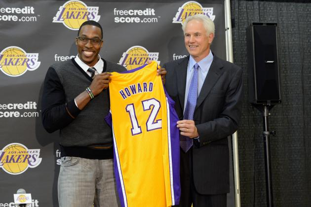 Why a Championship in 2013 Would Guarantee Dwight Howard Remains with Lakers