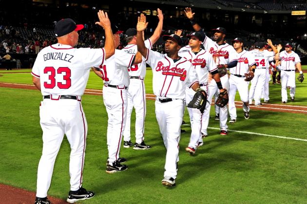 NL Wild Card Race: Ranking Playoff Contenders Heading into Final Month of Season