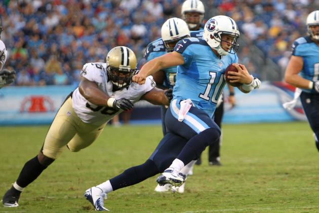 Tennessee Titans: Observations from the Titans' 4th Preseason Game